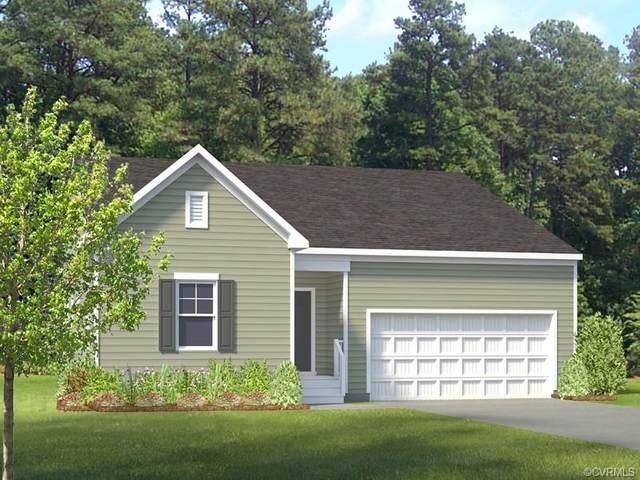 Lot 6 Fairmont Place, Aylett, VA 23009 (MLS #2007039) :: Small & Associates