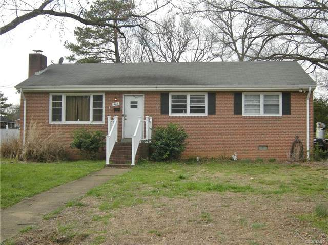 402 N Daisy Avenue, Henrico, VA 23075 (MLS #2007047) :: Small & Associates