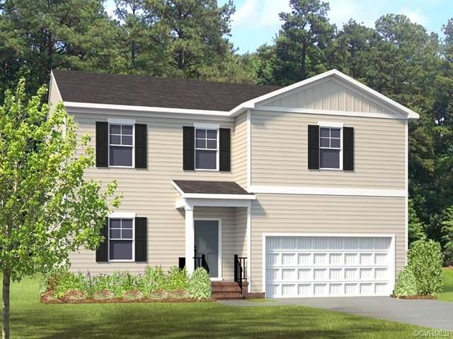 Lot 9 Fairmont Place, Aylett, VA 23009 (MLS #2007055) :: Small & Associates