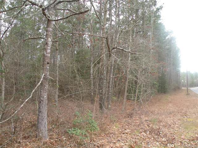 Lot 8 Loco School Road, Sussex, VA 23882 (MLS #2007100) :: Treehouse Realty VA