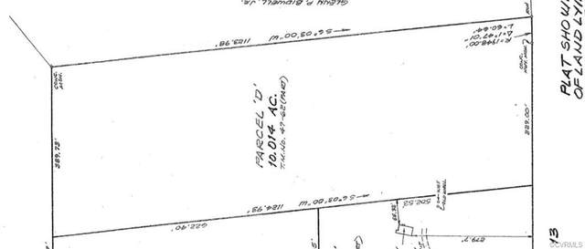 0 Old Buckingham Road, Powhatan, VA 23139 (MLS #2007103) :: The RVA Group Realty
