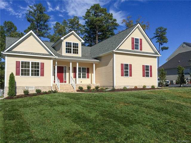 15107 Willow Hill Lane, Chesterfield, VA 23832 (MLS #2007153) :: Small & Associates