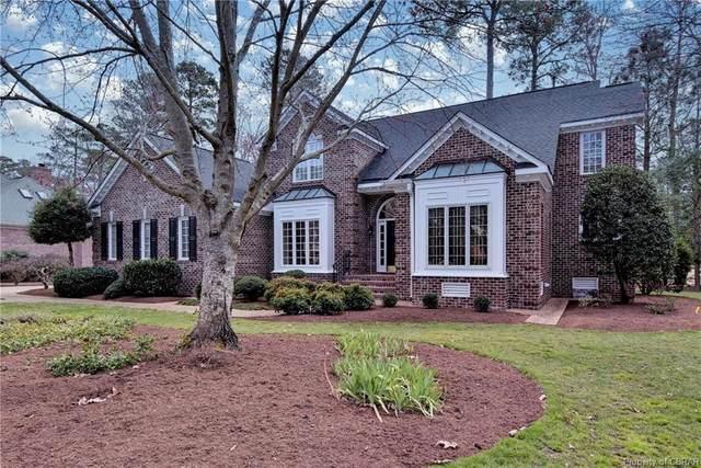 2064 Hornes Lake Road, Williamsburg, VA 23185 (MLS #2007185) :: Small & Associates
