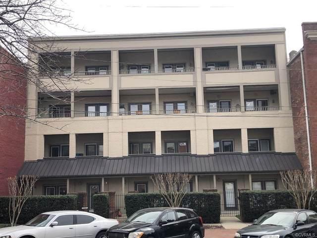 215 N 19th Street U33, Richmond, VA 23223 (MLS #2007236) :: Small & Associates
