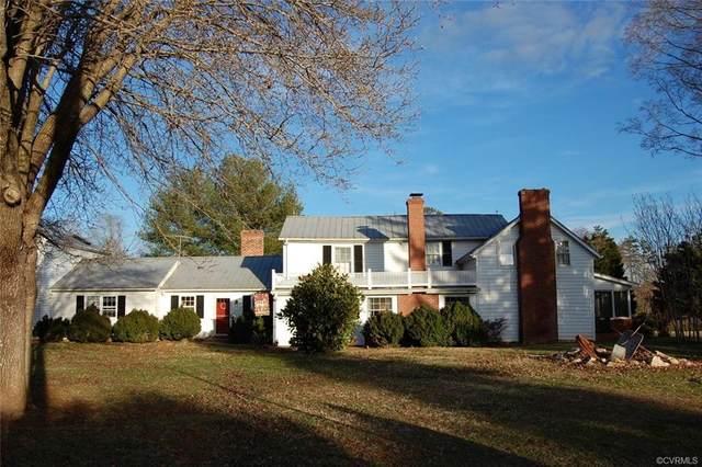 1800 Capeway Road, Powhatan, VA 23139 (MLS #2007490) :: EXIT First Realty