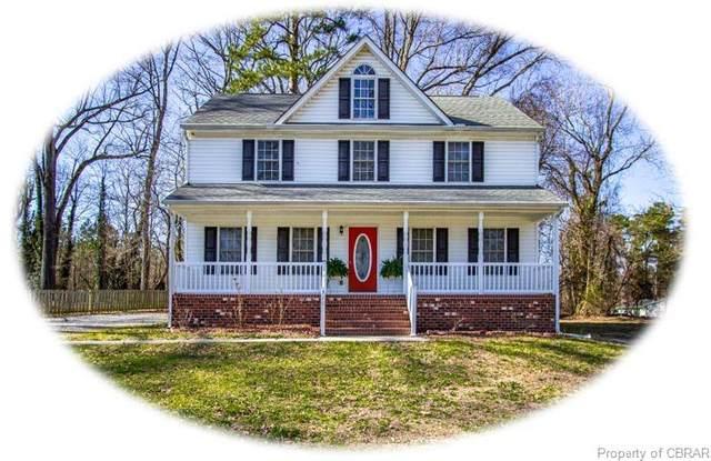 320 Thompson Avenue, West Point, VA 23181 (MLS #2007501) :: Small & Associates