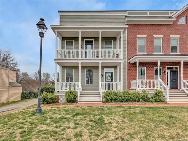 720 S Laurel Street #720, Richmond, VA 23220 (MLS #2007577) :: Small & Associates