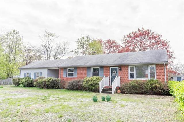 2105 Cool Brook Drive, Henrico, VA 23229 (MLS #2007583) :: EXIT First Realty