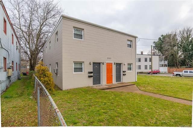 903 N 20th Street, Richmond, VA 23223 (MLS #2007660) :: Small & Associates