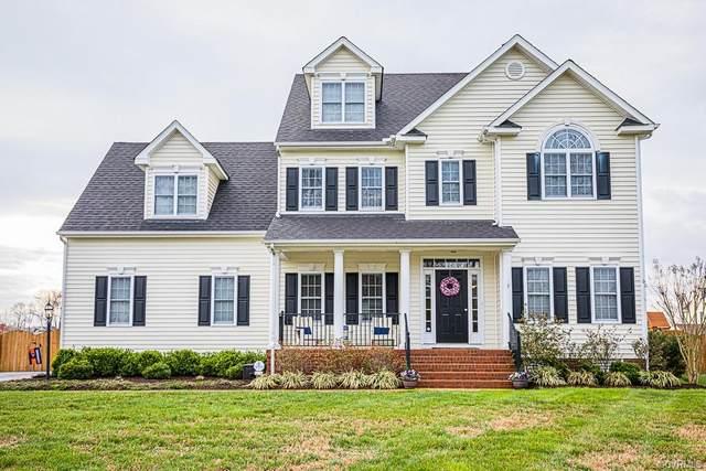 8375 Buckard Drive, Mechanicsville, VA 23111 (MLS #2007687) :: Small & Associates