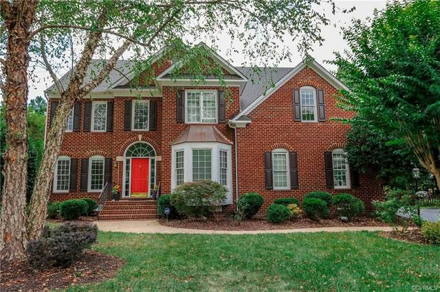 6116 Bradford Landing Drive, Glen Allen, VA 23059 (MLS #2007834) :: The Redux Group
