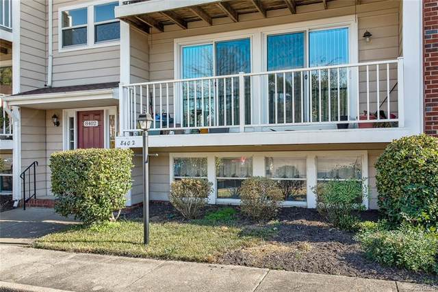 8402 Muldoon Court #201, Henrico, VA 23228 (MLS #2007861) :: EXIT First Realty