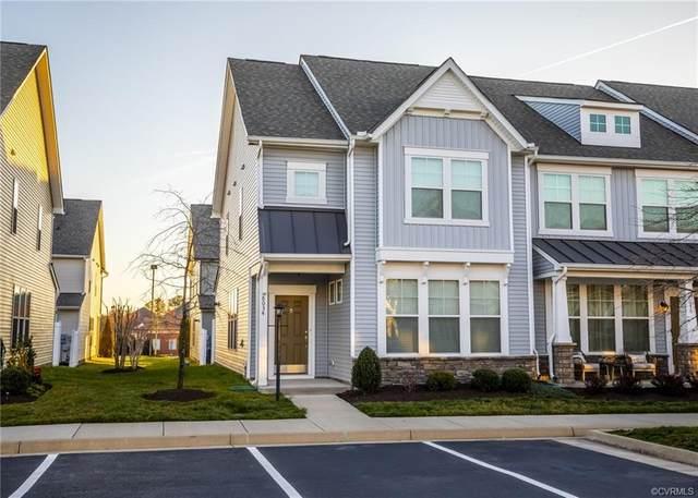 8034 Rutland Village Drive, Mechanicsville, VA 23116 (MLS #2007918) :: Small & Associates