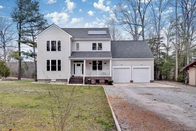 3486 News Road, Williamsburg, VA 23188 (MLS #2007951) :: EXIT First Realty