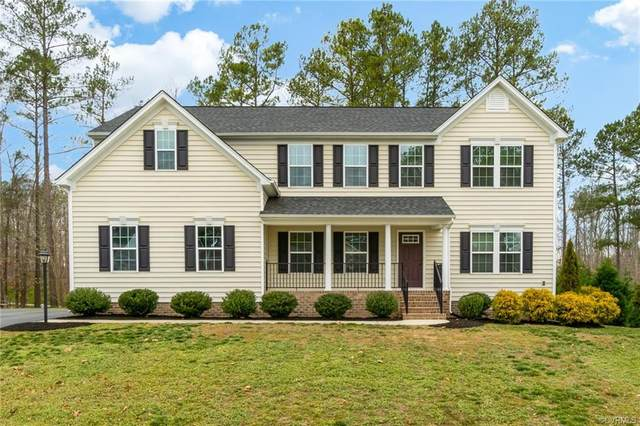 5231 Beachmere Terrace, Chesterfield, VA 23831 (MLS #2007961) :: Small & Associates
