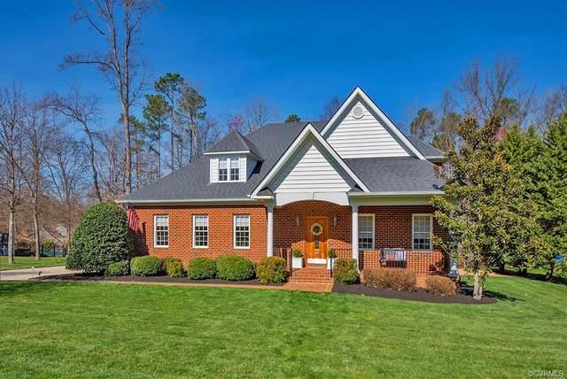 14312 Post Mill Drive, Midlothian, VA 23113 (MLS #2008002) :: Small & Associates