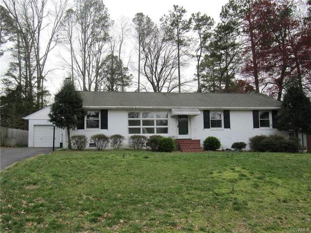9517 Newhall Road, Henrico, VA 23229 (MLS #2008036) :: EXIT First Realty