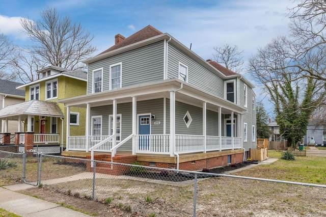 3113 2nd Avenue, Richmond, VA 23222 (MLS #2008189) :: Small & Associates