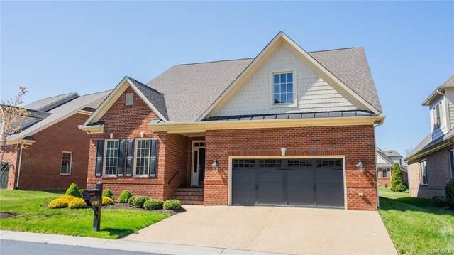 11945 Montfort Circle #11945, Glen Allen, VA 23059 (MLS #2008283) :: EXIT First Realty