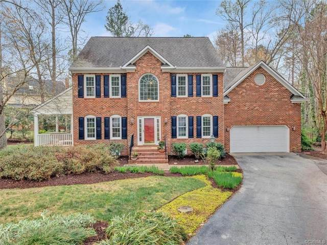 13311 Hollyhock Place, Henrico, VA 23233 (MLS #2008333) :: EXIT First Realty