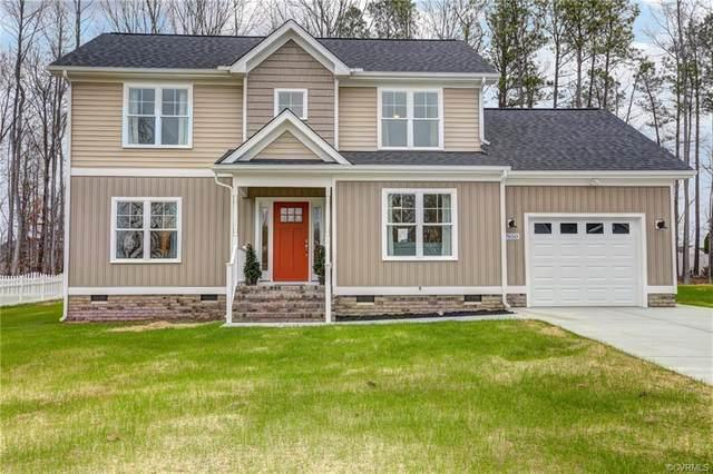 7600 Lynn Creek Drive, North Prince George, VA 23860 (MLS #2008335) :: Small & Associates