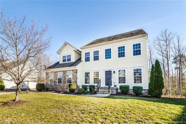 7213 Swanhaven Drive, Chesterfield, VA 23234 (MLS #2008352) :: The RVA Group Realty