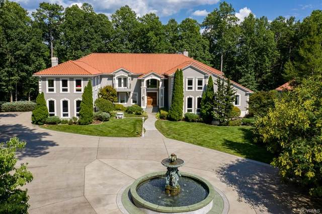 12613 Chesdin Landing Drive, Chesterfield, VA 23838 (MLS #2008461) :: Small & Associates