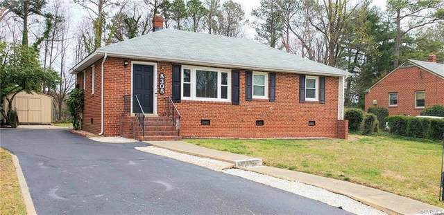 8308 Mark Lawn Drive, Henrico, VA 23229 (MLS #2008471) :: EXIT First Realty