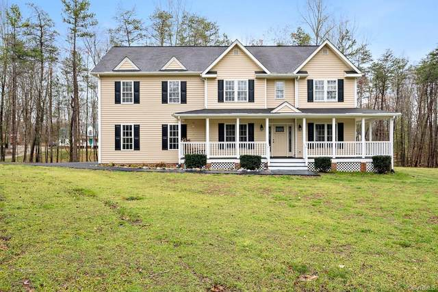 4375 Lynnecross Court, Powhatan, VA 23139 (MLS #2008502) :: EXIT First Realty
