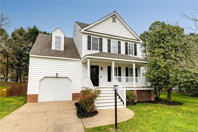 11725 Park Forest Court, Glen Allen, VA 23059 (MLS #2008542) :: Small & Associates