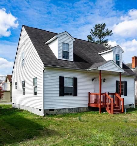 1823 Lee Street, West Point, VA 23181 (MLS #2008567) :: Small & Associates