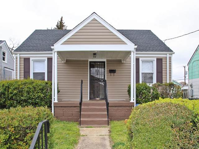 1622 N 31st Street, Richmond, VA 23223 (MLS #2008591) :: EXIT First Realty