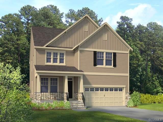 9272 Crowell Street, Mechanicsville, VA 23116 (MLS #2008664) :: Small & Associates