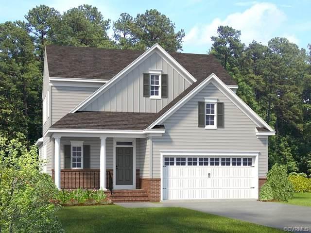 9264 Crowell Street, Mechanicsville, VA 23116 (MLS #2008670) :: Small & Associates