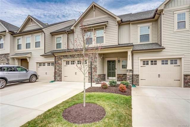 8025 Ellendale Drive, Mechanicsville, VA 23116 (MLS #2008679) :: Small & Associates