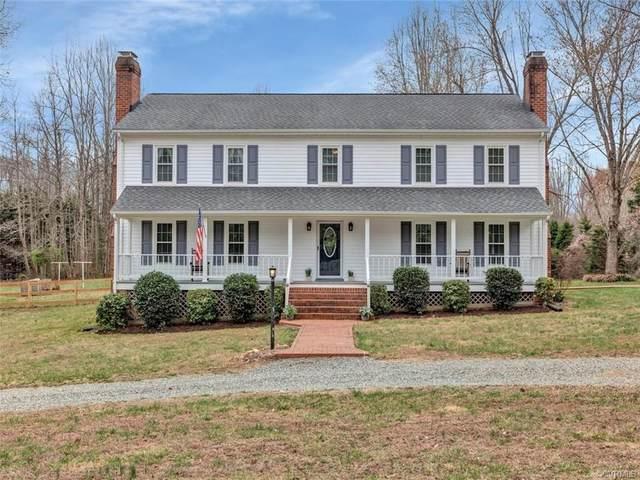 2483 Three Oaks Lane, Maidens, VA 23102 (MLS #2008747) :: Small & Associates