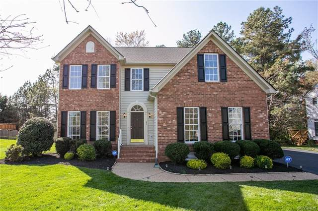 11728 Bosworth Drive, Glen Allen, VA 23059 (MLS #2008748) :: Small & Associates