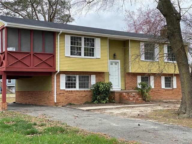 1823 Leslie Lane, Richmond, VA 23228 (MLS #2008753) :: Small & Associates