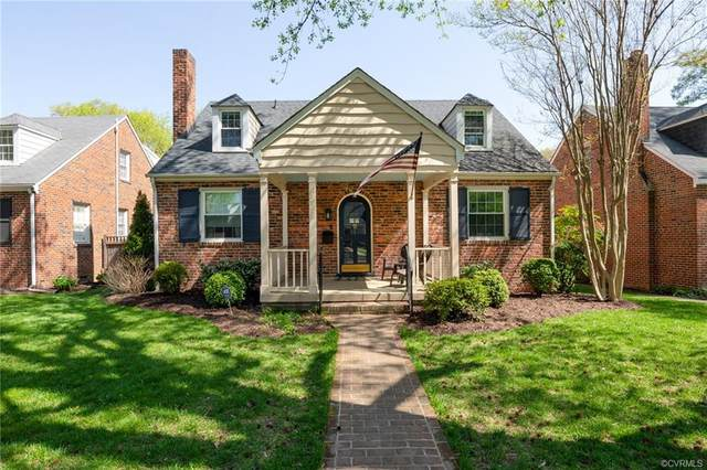 4638 Leonard, Richmond, VA 23226 (MLS #2008775) :: Small & Associates