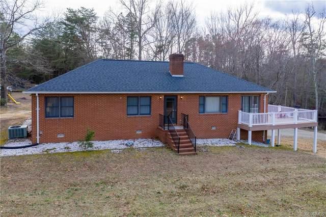 3971 Bull Neck Road, Caret, VA 22436 (MLS #2008808) :: Small & Associates
