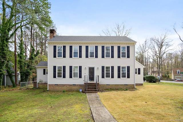 4807 Wind Grove Court, North Chesterfield, VA 23236 (MLS #2008812) :: EXIT First Realty