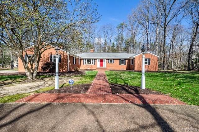 7174 Rotherham Drive, Mechanicsville, VA 23116 (MLS #2008886) :: Small & Associates