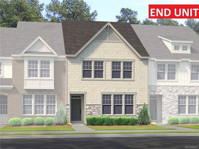 Lot 9 Buntline Lane, Chesterfield, VA 23234 (MLS #2008916) :: The RVA Group Realty