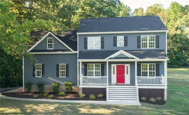 61 Alexandra Circle, Bumpass, VA 23024 (MLS #2008941) :: Treehouse Realty VA