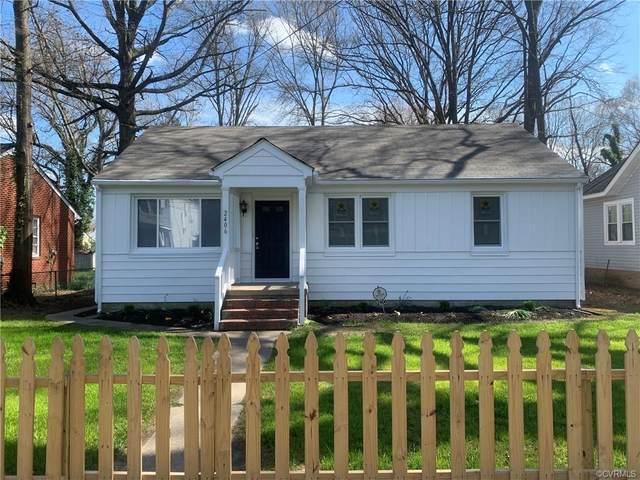 2406 Ingram Avenue, Richmond, VA 23224 (MLS #2009005) :: EXIT First Realty