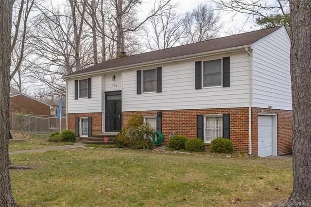 202 Windmere Drive, Colonial Heights, VA 23834 (#2009017) :: Abbitt Realty Co.