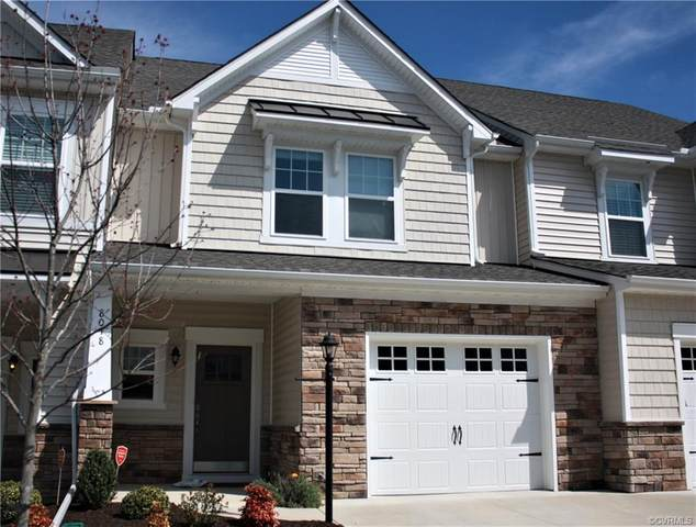 8018 Ellendale Drive, Mechanicsville, VA 23116 (MLS #2009025) :: Small & Associates