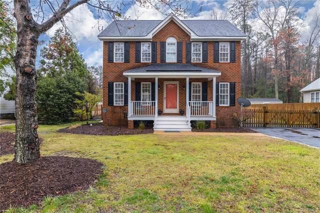 111 N Macon Terrace, Ashland, VA 23005 (#2009069) :: Abbitt Realty Co.