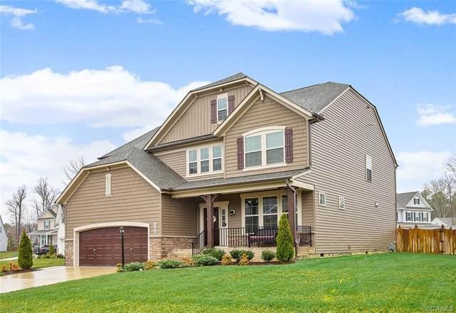 10828 Mccann Place, Ashland, VA 23005 (MLS #2009100) :: Small & Associates