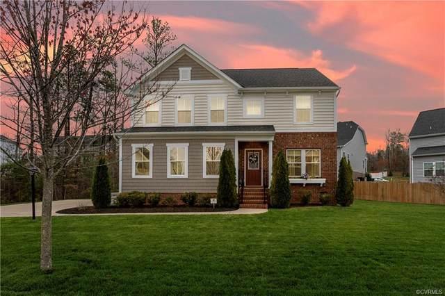 7043 Crackerberry Drive, Moseley, VA 23120 (MLS #2009189) :: Small & Associates